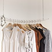 image of clothing on rack